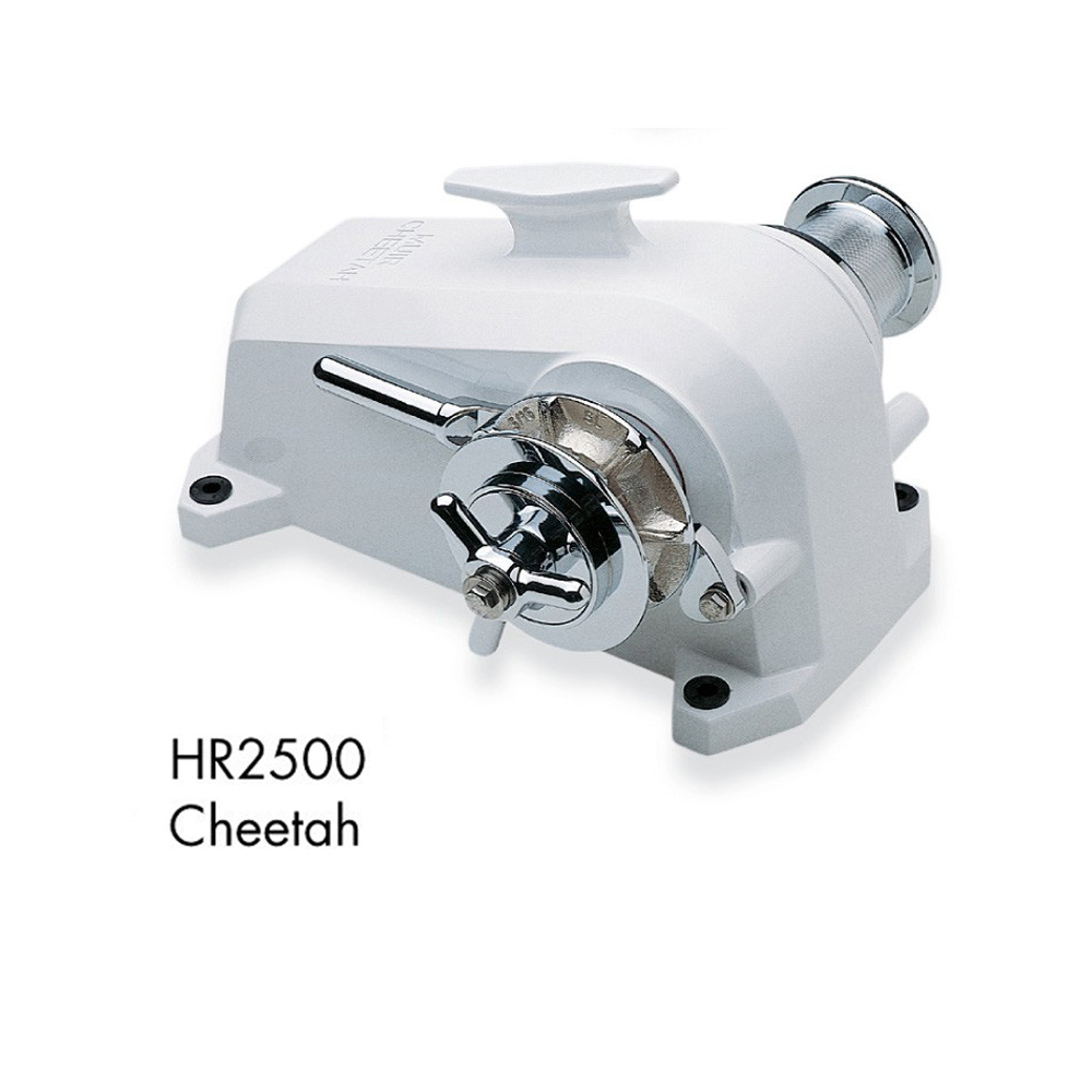 MUIR - horizontale Ankerwinde HR2500 Cheetah