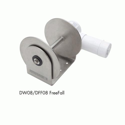 MUIR - Trommelwinde DW08 / DFF08