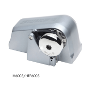 MUIR - horizontale Ankerwinde H600S