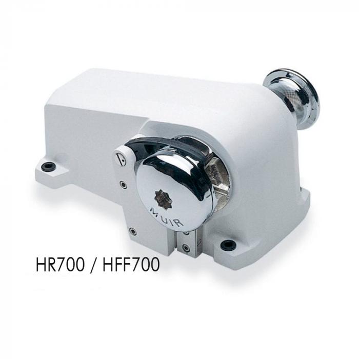MUIR horizontale elektrische Ankerwinde HR700 HFF700