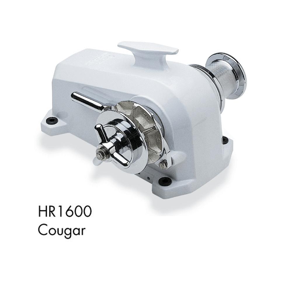 MUIR - horizontale Ankerwinde HR1600 Cougar