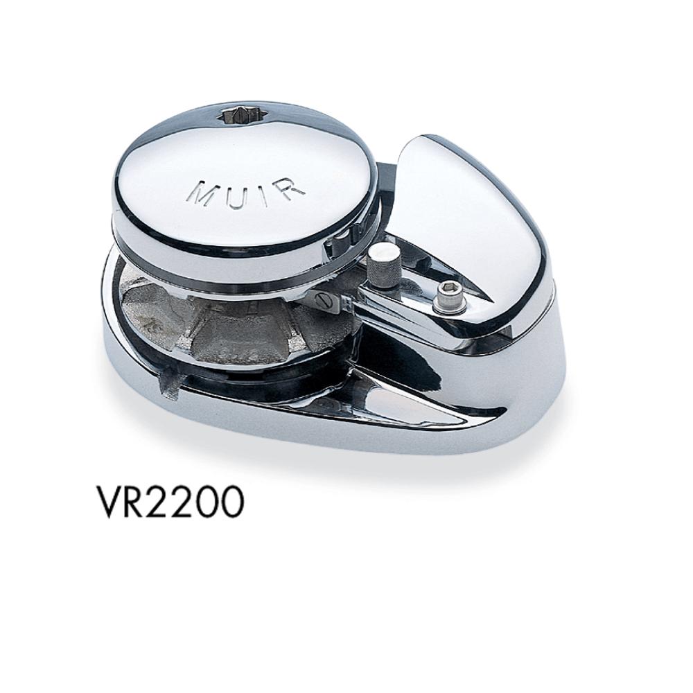 MUIR - vertikale elektrische Ankerwinde VR2200 / VRC2200